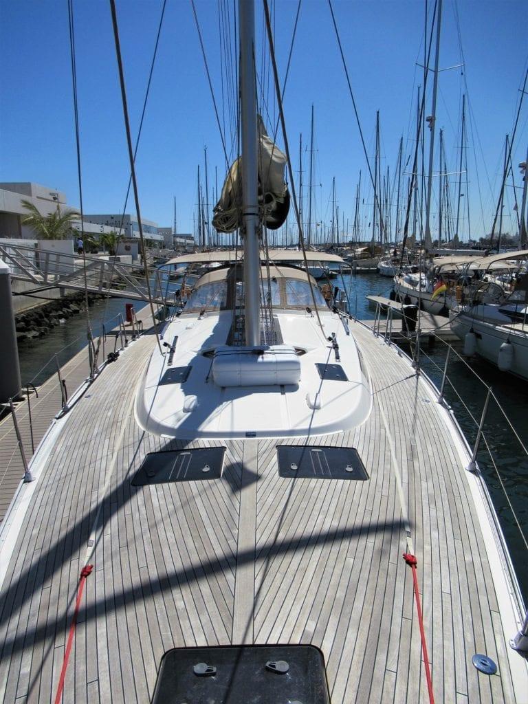 Deck Bavaria Cruiser 56 Gatsby